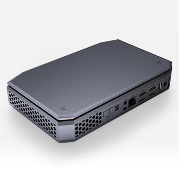 Newest T12 AMD A4-7210 Windows10 Mini Pc DDR3 4G 64G Support HDD 1000M Lan BT4.2 Windows 10 Mini Desktop Computer