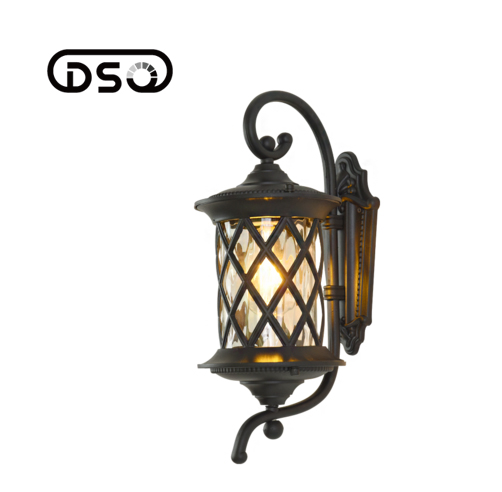Vintage water-proofed outdoor wall light wall lamp for aisle balcony