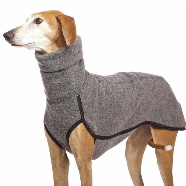High Collar Dog Sweater  3