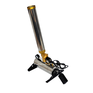 Image 2 - Freeshipping TIPTOP Telecomando Coriandoli Elettrico Cannone Macchina AC90V 240V Compressore Daria Confetti Blaster Senza Fili Sparare