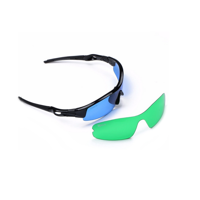 Grow Glasses Indoor Hydroponics LED Grow Light Eye Protect Glasses Room Glasses UV Polarizing Tent Fan Carbon Filter(China)