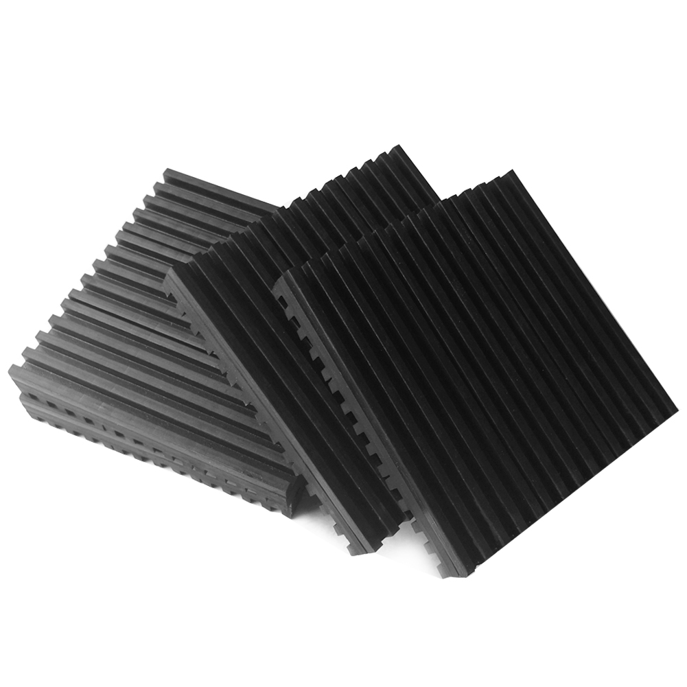 Cushion Anti Vibration Non Slip Outdoor Home Noise Reduction Air Conditioner Rubber Wear Resistant Shock Pad Damper Office