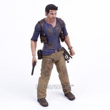 """NECA 7 """"Uncharted 4 UN Ladro di Fine NATHAN DRAKE Ultimate Action Figure Da Collezione Model Toy"""