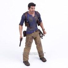 """NECA 7 """"Uncharted 4 bir hırsız sonu NATHAN DRAKE Ultimate Action Figure koleksiyon Model oyuncak"""