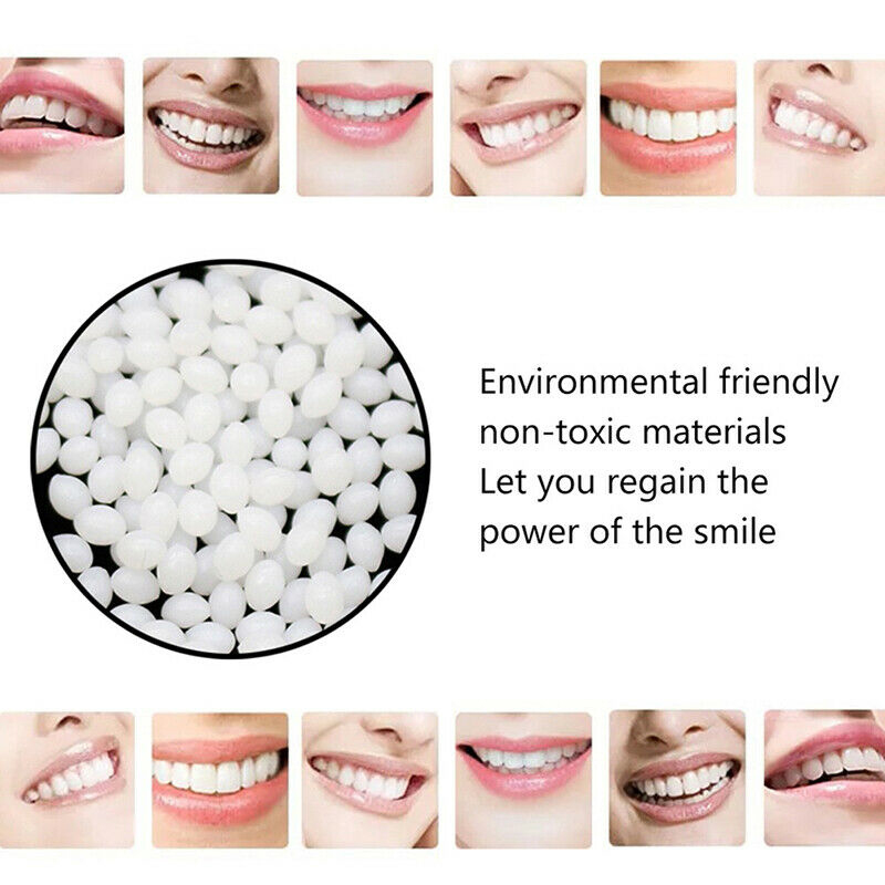 Dentistry Adhesive Temporary Tooth Repair False Teeth Care Solid Glue Denture Adhesive Whitening Tooth Beauty Tool