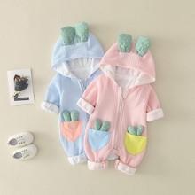 2020 Spring Autumn Newborn Baby Clothes Coat Baby