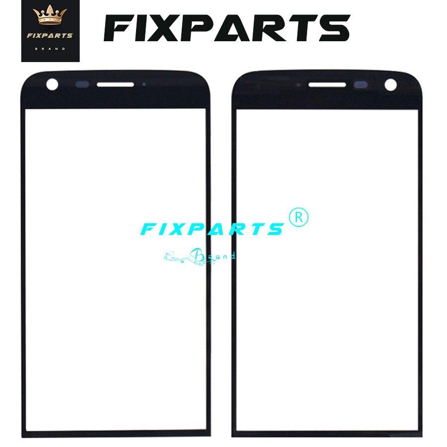 Original nouveau verre avant pour LG G5 H850 H840 H860 panneau décran avant lentille extérieure en verre pour LG G5 écran tactile remplacement G5 verre