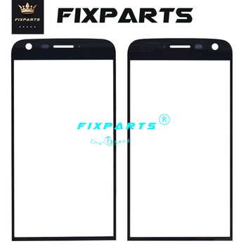 Original New Front Glass For LG G5 H850 H840 H860 Screen Panel Outer Lens Touch Replacement