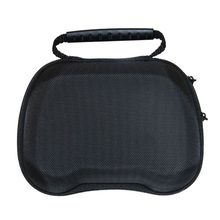 Przenośna torba twarde etui ochronne zakryte przechowywanie torba do przenoszenia dla kontrolera PS5 PS4 dla konsoli Xbox Series X S