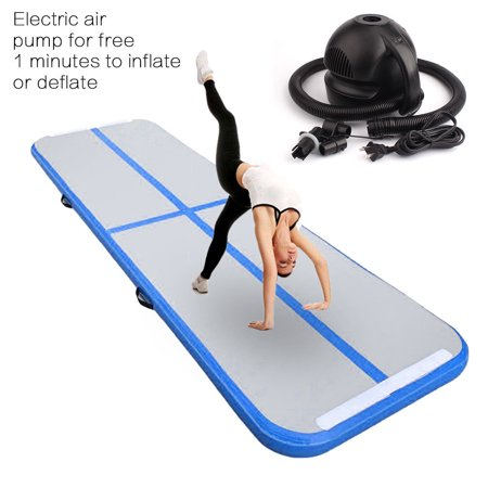 Free Shipping Free Pump Inflatable Gym Mat Mini Size Inflatable Airtrack 3M DWF Air Track Mats Air Trampoline Promotion Cheap !