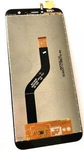 Image 2 - Для Cubot X18 HHD57008 FPCA VA.0 ЖК дисплей + сенсорный экран 100% оригинальный жидкокристаллический графический планшет замена стеклянной панели для Cubot X18 vers