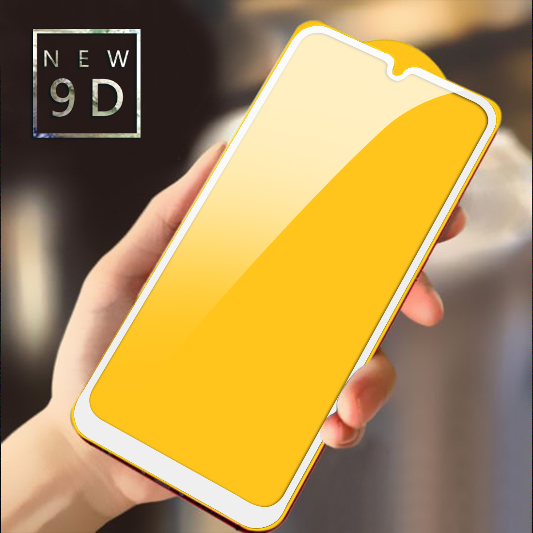 9D Full Cover Tempered Glass For Samsung Galaxy J3 J4 J5 J6 J7 J8 Screen Protective glass