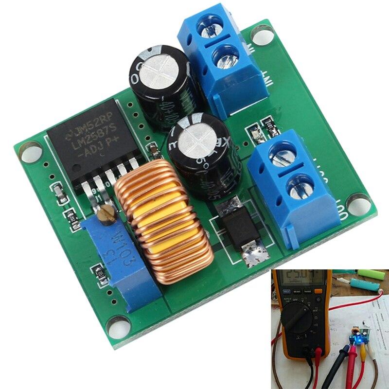 Hbebea4dd7d424e13a2931290fb164f3dA - DC-DC 3V-35V To 4V-40V Step Up Power Module Boost Converter 12v 24v Converter 12v to 5v DC DC Voltage Converter 12v to 19v