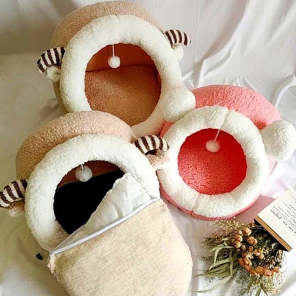 1Pc Cute Comfortable Pet Bed