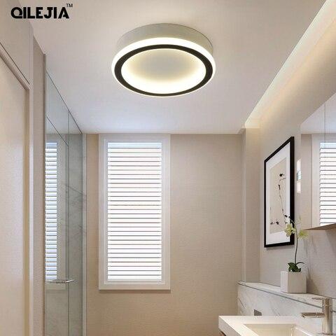 sala de estar quarto casa ac85 265v moderno led lustre luminarias