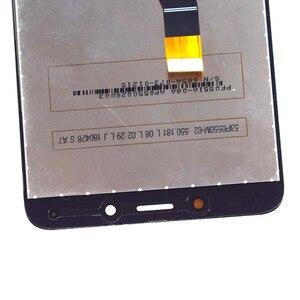 Image 4 - ل شاومي Redmi 6 6A LCD عرض تعمل باللمس محول الأرقام الجمعية استبدال أجزاء