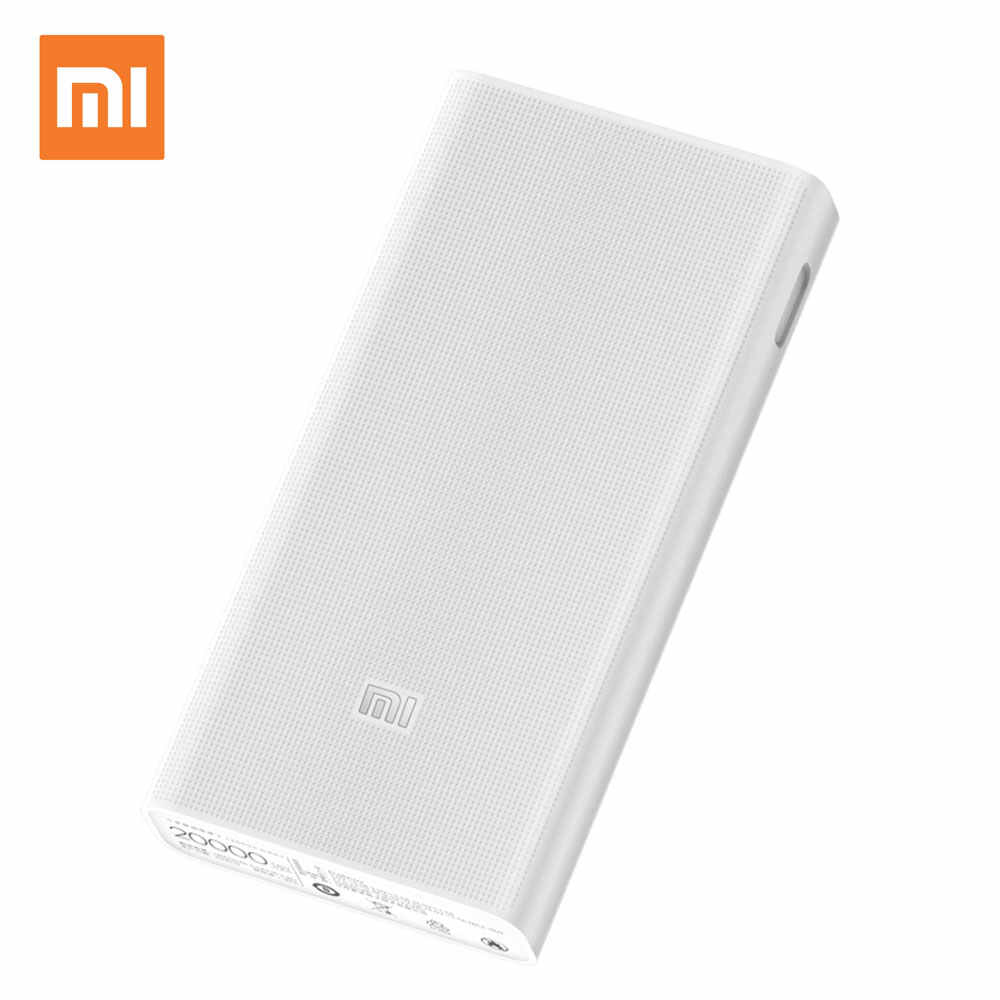 Xiaomi Redmi Power bank 10000mAh USB Type C Mi Powerbank 20000 Qi Fast  Charger Portable Charging Poverbank External Battery| | - AliExpress