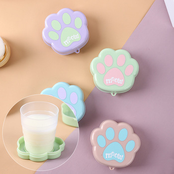 Cat Claw Coasters 1