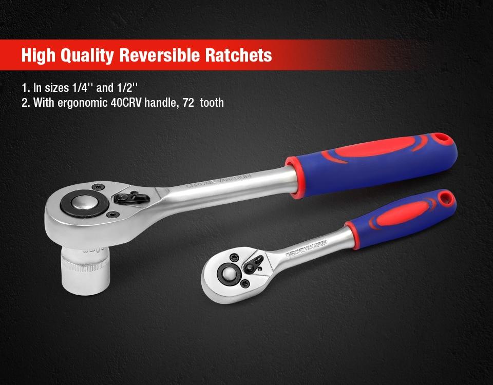 Reversible Ratchets