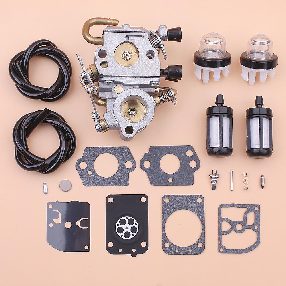 stihl fuel filter carburetor carb for stihl ts410 ts420 fuel filter line primer bulb  carburetor carb for stihl ts410 ts420