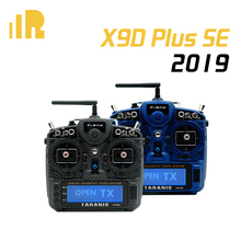 Yüksek kalite Frsky Taranis X9D artı SE 2019 Special Edition verici uzaktan kumanda RC multicopter için FPV yarış Drone
