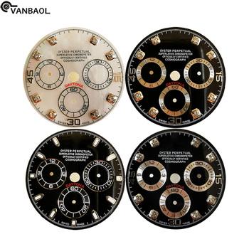 Akcesoria do zegarków akcesoria do zegarków zastępczych 7750 akcesoria do wybierania ditongna tanie i dobre opinie CN (pochodzenie) 28 2mm