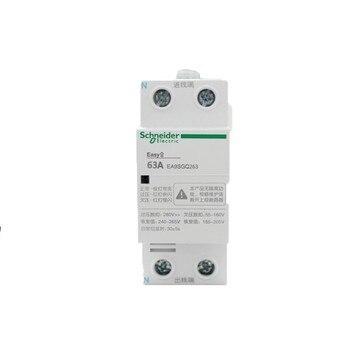 Original Export EA9SGQ Instantaneous Voltage Coil Resettable over-Voltage Protector Ac 2P 63A 230V 50Hz Automatic Reset 25-35s