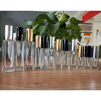 High Quality 3ml 6ml 10ml 20ml Mini Perfume Spray Bottle Glass Atomizer Travel Cosmetic Container Empty Refillable Bottles