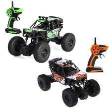 цена на 1/20 Scale 2.4G 4WD Rock Crawler Off-road Vehicle RC Car Toy Truck Gifts R7RB
