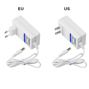 AC110V/220V To DC12V 2A/3A Power Adapter Supply EU/US Plug 12 Volt 5.5x2.1 mm 2A/3A White shell Universal Power Adapter Charger
