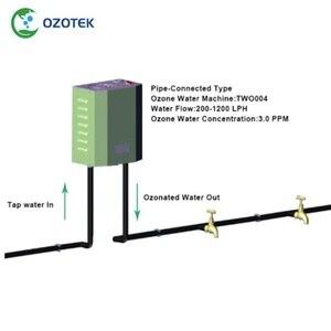 Image 4 - 5 gr/std Ozon wasser generator für krankenhaus wasser behandlung 1 3ppm ozon wasser konzentration