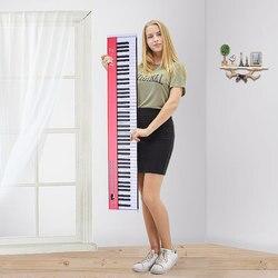 Di Alta Qualità 88 Chiave Promozionale Usb Midi Elettronico Digitale Controller Tastiera di Pianoforte Strumento Musicale Sintetizzatore