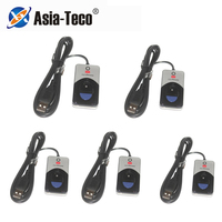5pcs/lot made in Philippines u are u 4500 Original DigitalPersona USB Biometric Fingerprint Scanner Fingerprint Reader Free SDK