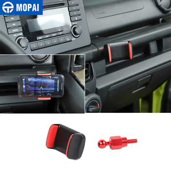 MOPAI GPS Stand for Suzuki Jimny JB74 2019+ Car Mobile Phone Holder Support for Suzuki Jimny 2019+ Interior Accessories image