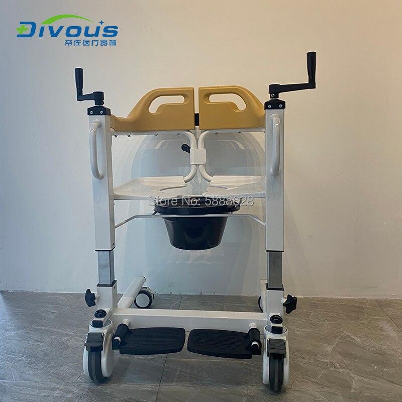 Многофункциональный складной комод для инвалидной коляски с регулировкой по высоте, подшипник 120 кг
