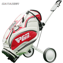 Stroller Golf-Bag Airport Cart for Outdoor Training Match Luggage-Check-Carrier