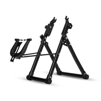 Bike Wheel Truing Stand Adjustment Rack Bicycle Wheel Maintenance Tool Rear Wheel Fixing Stand Rack