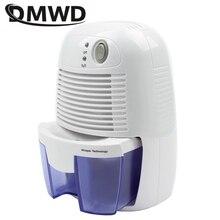 Mini Dehumidifier Dryer Moisture-Absorber DMWD Basement Quiet Household 100V-240V