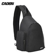 CADeN mochila para cámara de fotografía D17, accesorio para cámara de fotografía con doble hombro, bricolaje, personalizado, interior para DSLR/SLR, sin espejo
