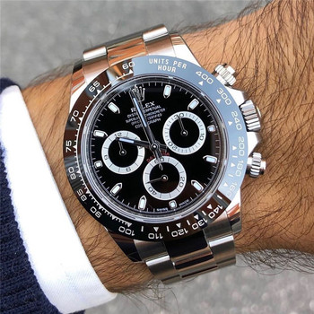 2020 NEW Hot high quality Rolex Daytona Mens Womens Mechanical Watch Fashion Gift Luxury sapphire Wa