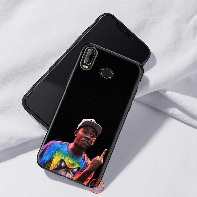 IYICAO Tyler The Creator мягкий чехол для samsung Galaxy A9 A7 A8 A6 плюс 2018 A3 A5 2017 2016 & J6 2018 крышка