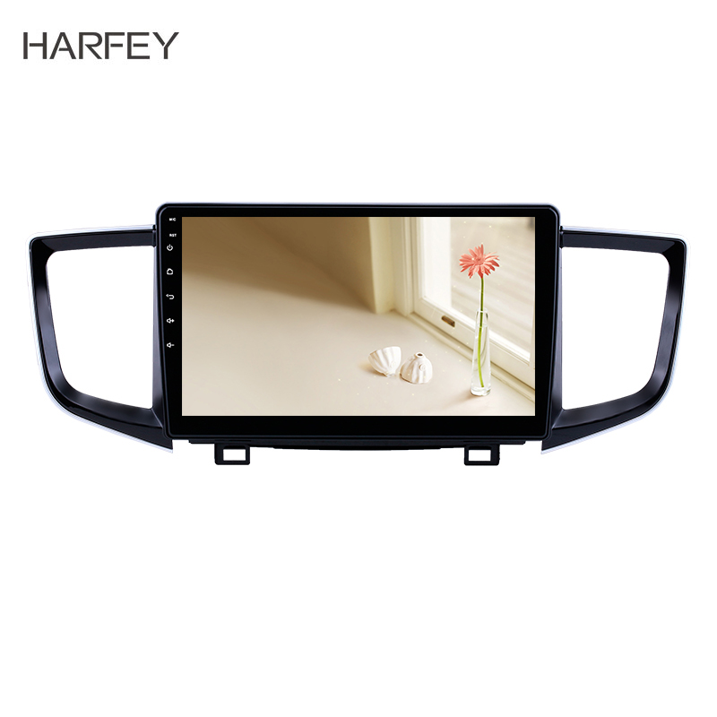 Harfey 2Din WIFI <font><b>GPS</b></font> Car Radio Android 8.1 car Multimedia Player Stereo <font><b>for</b></font> 2016 2017 2018 <font><b>Honda</b></font> <font><b>Pilot</b></font> support Mirror Link OBD2 image