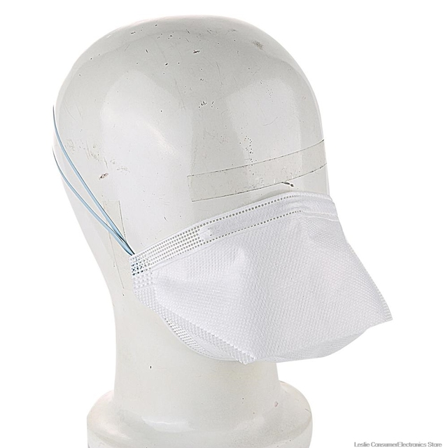 Haif-mask respirator new N95 KN95 FFP2 MASK ,anti dust and protective mask, prevent flu mask,N95. 1