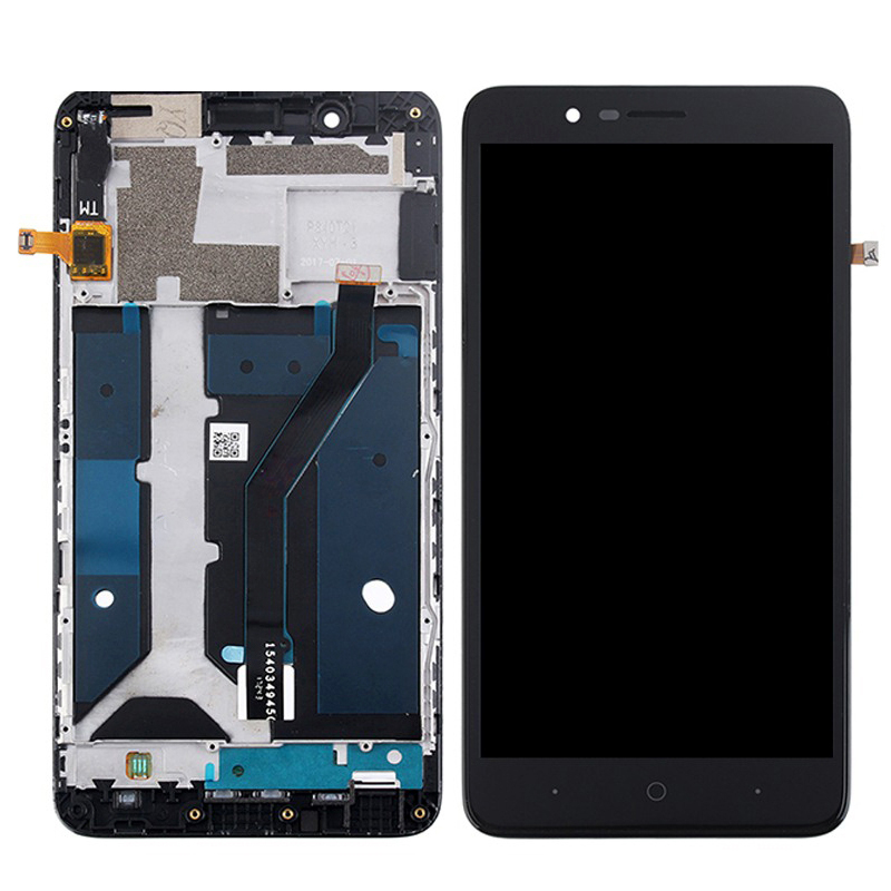 For ZTE Blade Z Max Z982 LCD Display Touch Screen Assembly Replacement With Frame