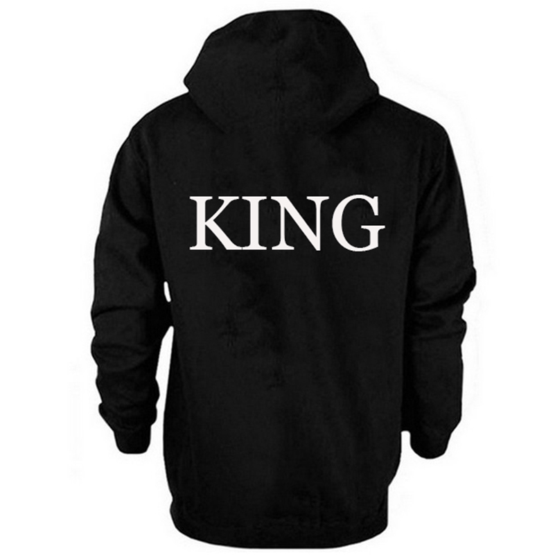 King Hooded Hoodies Sweatshirts 2020 Women Casual Kawaii Harajuku New Sweat Punk For Girls Clothing European Tops Korean