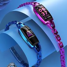 Dr66 Women Smart Watch Lady Fitness Bracelet Tracker Women Smartwatch Smart Band
