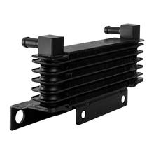 Motorcycle Oil Cooler Radiator For Harley Touring Road King Street Electra Glide 2009-2016 free shipping black stock oil cooler cover for harley road kings road glides street glides 2011 2015