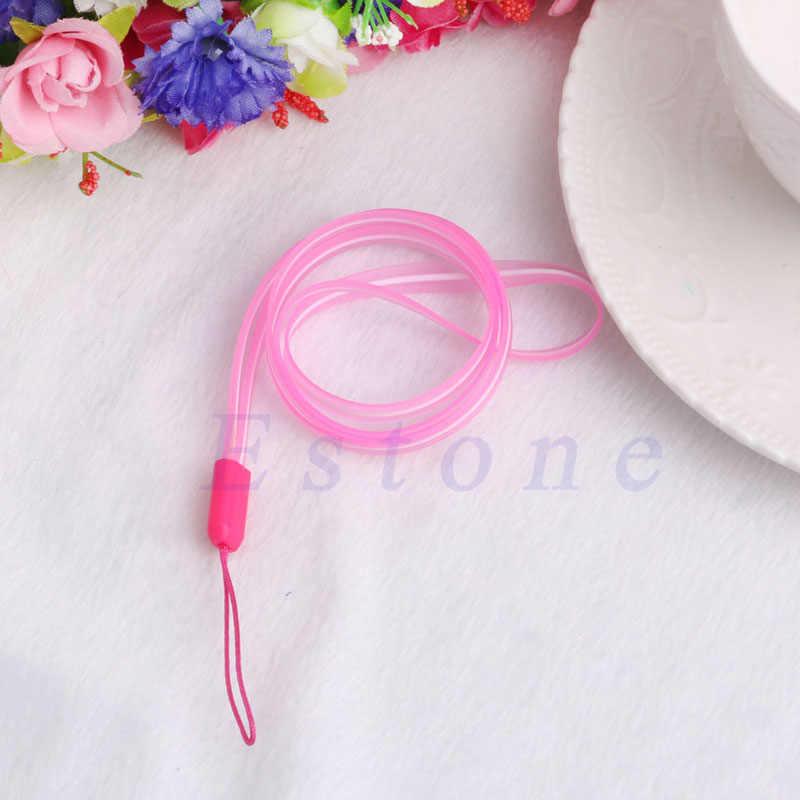 Correa de cuello, cordón de cordón para MP3, cámara de teléfono móvil, unidad Flash USB, tarjeta de identificación