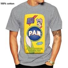 Venezuela Harina Paquete De Harina Pan Arepas Pack T-shirt Franela