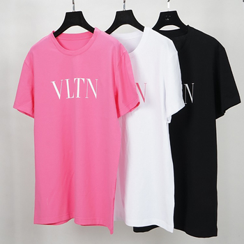 100% Cotton Top Quality 2020 20ss Fashion Designer Brand Summer T-shirt Mens Women Ladies Luxury Letter Printed Famous C